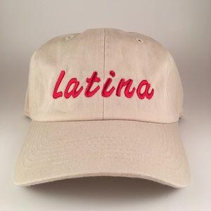 Latina -Custom Hat
